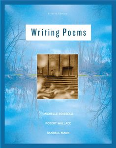 writing poems ....