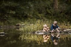 Photograph By the Stream by Adrian Murray on 500px
