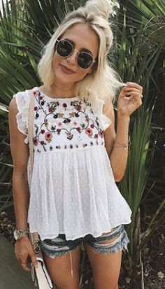 SheIn is one of my favorite affordable clothing websites! #summerfashion #summerstyle #summeroutfits