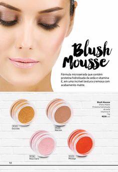 Blush Mousse