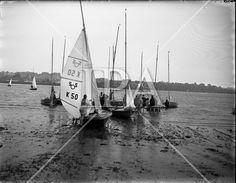 See more photos like this at www. History Photos, Photo Archive, More Photos, Sailing Ships, Ireland, Irish, Racing, Boat, Fine Art