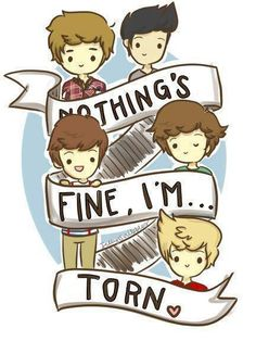 Funny One Direction Cartoons | What a lovely cartoon drawing of the boys from One Direction!! We just ...
