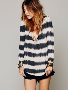 Free People We The Free Radical Tunic, $78.00
