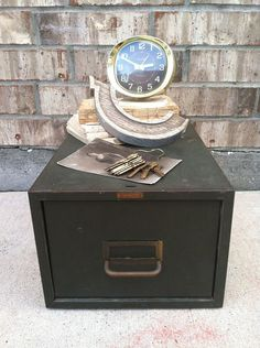 Vintage  Rustic Industrial Farmhouse  Metal by TimelessNchic, $39.95
