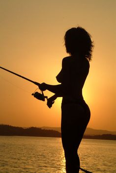 Reel Sexy Fishin ♥ ;) Sunset