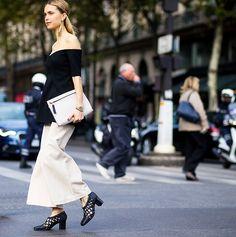 Outfit Formulas That Always Look Expensive via @WhoWhatWear
