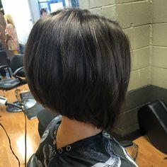 Pixie Hairstyles, Haircuts, Inverted Bob, Haircut And Color, Bob Cut, Fun Stuff, Short Hair Styles, Hair Beauty, Colour