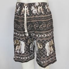 Womens Animal Print 3//4 Hareem Ladies Fashion Alibaba Baggy Short Leggings Pants