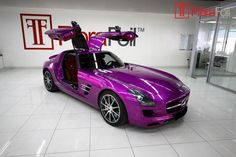Mercedes  lol.. love the color