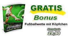 Jetzt hier das eBook: Fußball-Wetten mit-Köpfchen  GRATIS downloaden:  ==> http://www.erfolgsebook.net/red/mbb     Gestern habe ich eine absolut geniale deutsche Software enteckt. Ein Software-Programm, das mir jeden Monat steigende Einnahmen generiert und zwar ohne das ich auch nur einen einzigen Partner werben muss.    Aber was soll ich gross erzählen ...  ... schau dir einfach das kurze deutsche Video dazu an >>  http://www.erfolgsebook.net/red/t/mbb