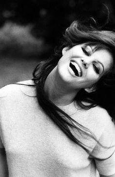 Claudia Cardinale.  (Italian actress)