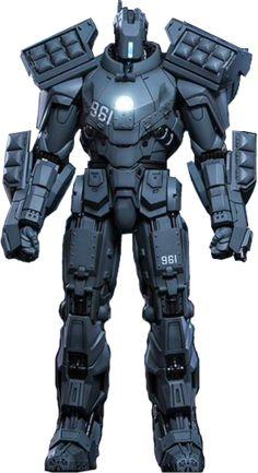 War Machine Iron Man, Robot Animal, Futuristic Robot, Iron Man Art, Sci Fi Armor, Star Wars Droids, Superhero Design, Man Thing Marvel, Iron Man 3