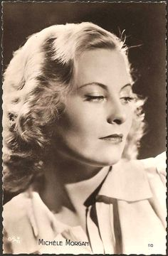 Michele Morgan Voice Actress