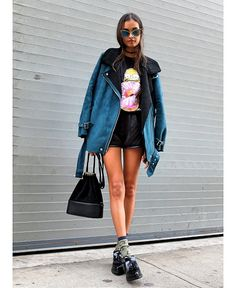 DDG STREET STYLE STAR OF THE WEEK: GIZELE OLIVEIRA