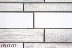 Polished Bianco Sivec Extra & Woodengrey Maze Interlocking Mosaic (THW-061)  www.whitemarblesource.com #WhiteMarbleSource #marble #mosaics #tiles #slabs #naturalstone #luxury #material #homedecor #backsplash #ideas #creative #inspirational #projects #minimal #art #architecture #design #interiordesign #construction #interiorfinishes #beautiful