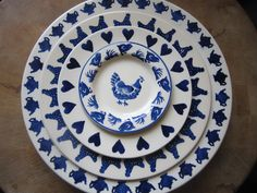 "Emma Bridgewater From 10"" to 4"""