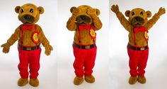 Catch Mr Hooker Bear at the monthly Nerang PCYC Blue Light Discos! Proudly supported by LJ Hooker Nerang.