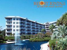 Seacrest Villas - Hilton Head Island - Oceanside Condo Rentals in North Forest Beach