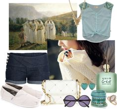 """""""Chilly Spring Sunlight"""" by gregory-joseph on Polyvore"""