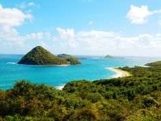 Sugar Loaf Island,  off Levera National Park in northern Grenada.......gorgeous turtle nesting site