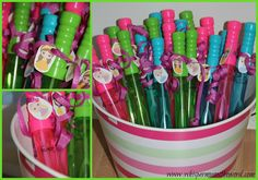 Easy Loot/ Goody Party Bag Idea ~ Once Upon a Time Party!