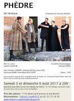 Théâtre au Château du Tertre à Sérigny (61)... #Art #Artiste