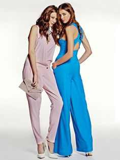 Love jumpsuits? So are we! #classy #spring_colours
