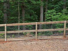 Fences | Farm Fences and Rail Fences, Installation, Design & Repair: VA Fence ...
