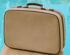 Belle valise vintage