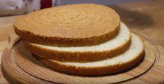 Pandișpan moale, pufos, umed și nesfărâmicios — o variantă foarte reușită! - Retete-Usoare.eu Pancakes, Bacon, Cookies, Breakfast, Sweet, Desserts, Paste, Food, Minnie Mouse