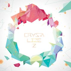 Crystalized 2 - Vector Graphic by DryIcons Design Poster, Design Art, Vector Design, Vector Art, Design Tattoo, Design Graphique, Free Vector Graphics, Geometric Background, Graphic Design Inspiration