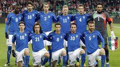 UEFA Euro 2012, group C - Italy