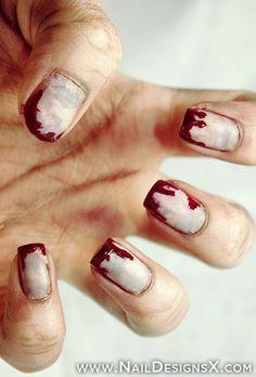 fun halloween nail art » Nail Designs & Nail Art