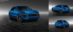 Porsche Macan S Exclusive 2014