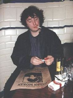 Dylan Moran (Black Books, Tell It To The Fishes)