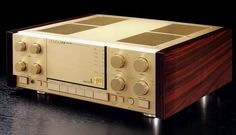 Marantz PM-94Limited (1988), I miss the champagne gold faces like these!