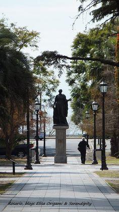 Boulevard Oroño, Rosario, Argentina