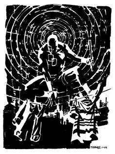 Daredevil by Chris Samnee