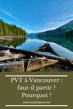 Cela fait 7 mois que je suis en PVT à Vancouver. A l'heure des réseaux sociaux et de la profusion de vies parfaites. Le PVT n'est-il qu'une aventure sans encombres, rythmé seulement de bonheur et de découvertes ?  Alors, faut-il partir vivre l'aventure du PVT au Canada et plus particulièrement en Colombie-Britannique ? #PVT #canada #vancouver Pvt Canada, Canada Vancouver, Argentine, Water, Outdoor, Canada Travel, Amazing Nature, Australia, Social Media