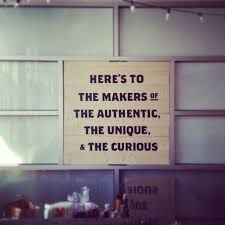 Image result for makers movement quote