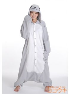 Seal Kigurumi Onesie | Kigurumi France - Animal Onesies Pajamas for Adult & Kids-FREE SHIPPING on everything at Kigurumi.fr, with no minimum purchase required
