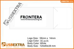 #Frontera #portable #charger #packaging digital mock-up