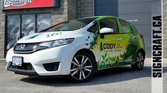 Growing a fresh new look for Cody Tree Service. Definitely on the vibrant side which will definitely be noticed. Truck Decals, Car Advertising, Car Wrap, Body Care, New Look, Vibrant, Trucks, Fresh, Vehicles