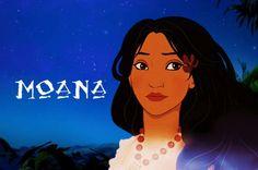 MOANA - D23 Expo: Novidades dos próximos lançamentos da Disney e Pixar - GEEKISS