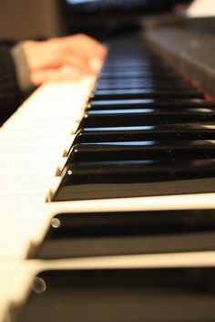 Piano Playing     Classic musical instruments