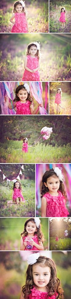 #clickaway #clickinmomsMiss Abbigail is 3. Clovis,NM childrens photography Cannon AFB  LOVE THE GARLANDS!!!!