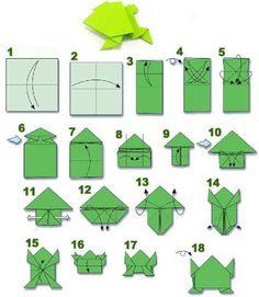 Ideas origami passo a passo sapinho - Zelf maken met papier Origami Ball, Diy Origami, Origami Dog, Origami Envelope, Origami Wedding, Useful Origami, Paper Crafts Origami, Origami Tutorial, Easy Origami For Kids