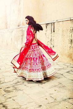 Indian Wedding Dress <3