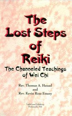 Thomas A. Hensel - The Lost Steps of Reiki Book Review, Reiki, My Books, Things I Want, Lost, Words, Horse
