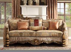 Homey Design HD-1601 Sofa For $1153